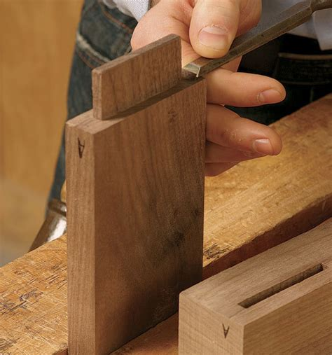 mortise  tenon joints finewoodworking