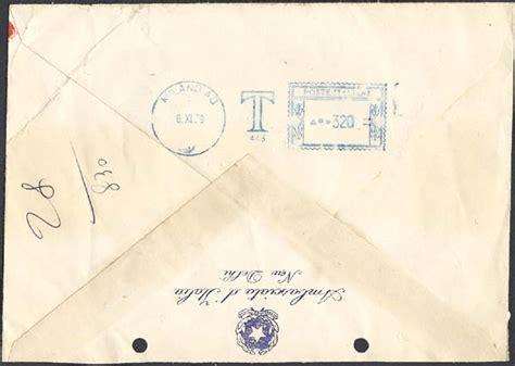 comune di roma ufficio aire storia postale italiana