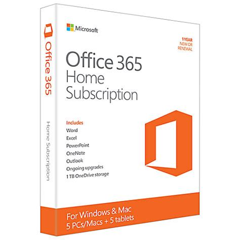 buy microsoft office 365 home premium 5 pc s one year