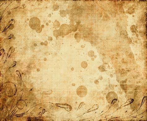 another vintage brown paper with grunge background