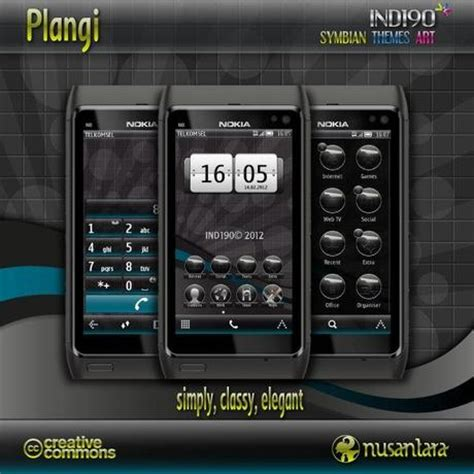 themes per nokia theme nokia symbian belle plangi by ind190 paperblog