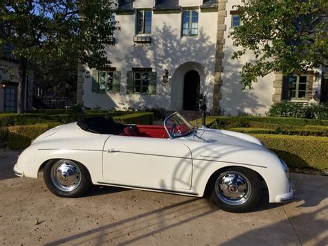 porsche speedster kit car 1956 porsche speedster kit car for sale