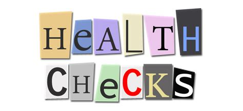 Healthcare Background Check Benalder Consulting Partnership Health Checks Analysis Of Current Partnerships
