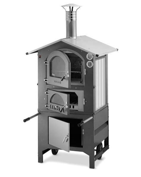 fontana gusto wood fired outdoor ovens williams sonoma