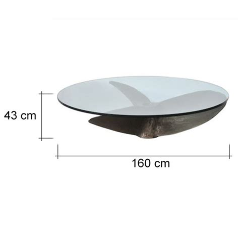 boat propeller table timothy oulton junk art propeller coffee table round