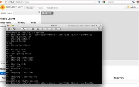 mininet tutorial github opendaylight openflow tutorial networkstatic brent