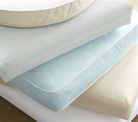 Greenguard Crib Mattress Naturepedic 174 Organic Ultra Light 2 Stage Crib Mattress Pottery Barn