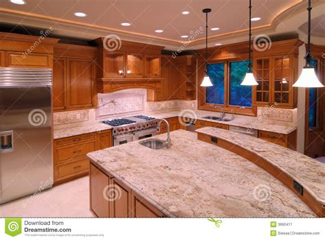cucine americane cucine americane fotografia stock libera da diritti