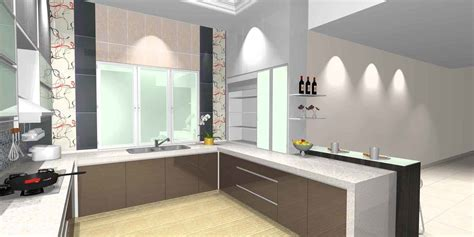 dry kitchen design dry and wet kitchen by made in kitchen design studio at
