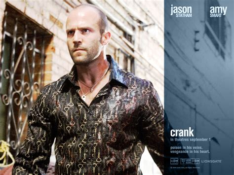 aktor film crank english actor jason statham wallpapers