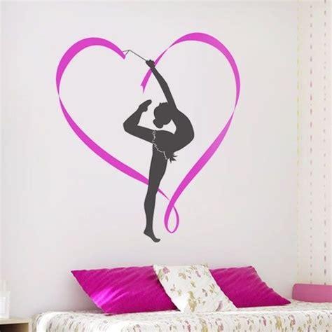 vinilos gimnasia ritmica gimnasta vinilos decorativos para transformar tu casa
