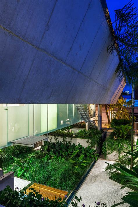 Sao Paulo Home 9 gallery of weekend house in downtown s 227 o paulo spbr arquitetos 5