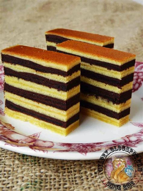 Brillian Cake Coklat 1 70 best images about kueh lapis recipes on