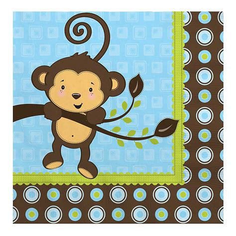 Baby Monkey Decorations Baby Shower by Monkey Baby Shower Theme Favors Ideas