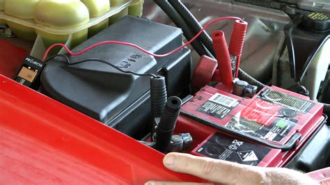 resetting the battery on a car how to change your car battery without losing your radio