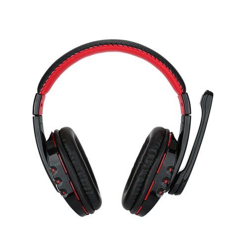 Headset Bluetooth Zenfone 5 wireless bluetooth 3 0 headset gaming headphone w microphone bla q5t2 ebay