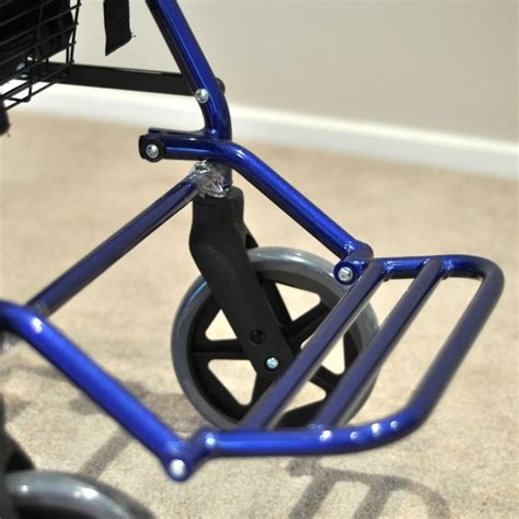 rollator walker with seat and brakes 4 wheel rollator walker walking frame seat brakes buy