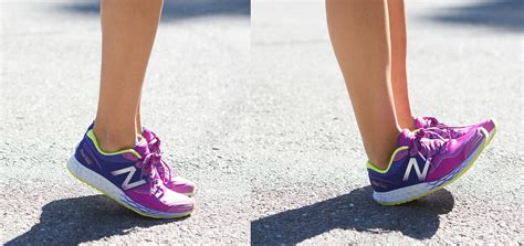 how to a to walk to heel exercises to prevent shin splints popsugar fitness