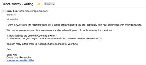 The Proper Way To Ask For Customer Feedback Kayako Blog Ask For Review Email Template