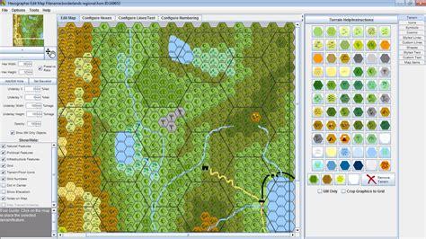 map maker software hexographer rpg software