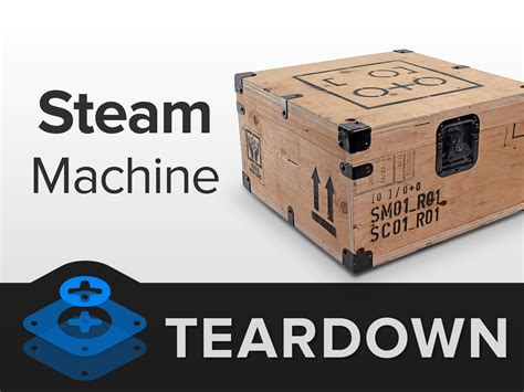 steam machine gets the teardown treatment reveals 1300 price tag