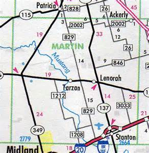 martin county map hotels motels