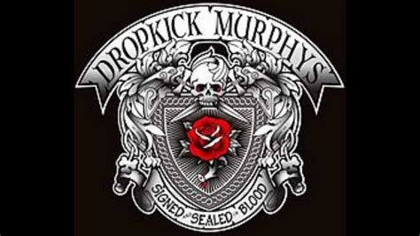 song rose tattoo dropkick murphys