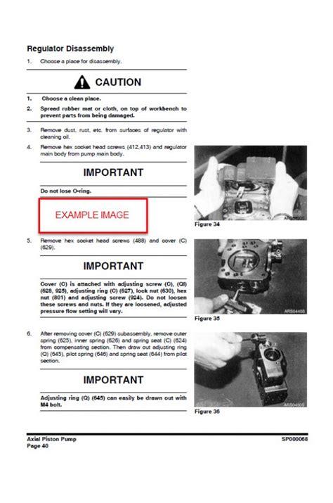 daewoo doosan dh130 service manual