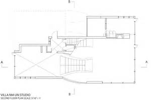 What Is Included In Architectural Plans villa nm by un studio case study ydalmi gomez