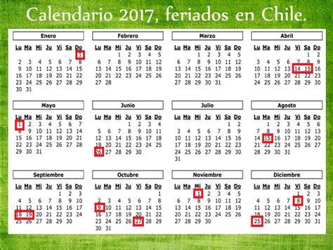 Calendario Octubre 2017 Chile Ideas Para Tiempos Dif 237 Ciles Calendario 2017 Feriados En