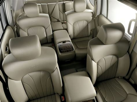 Suv Interior by 2014 Infiniti Qx80 Price Photos Reviews Features