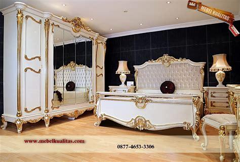 Tempat Tidur Bed Olympic kamar tidur mewah suluran mebel jati ukir kualitas