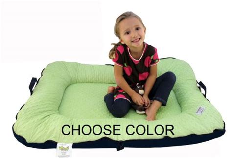 Travel Nap Mat by Woombie Toddler Eco Donut Travel Nap Mat Reviews
