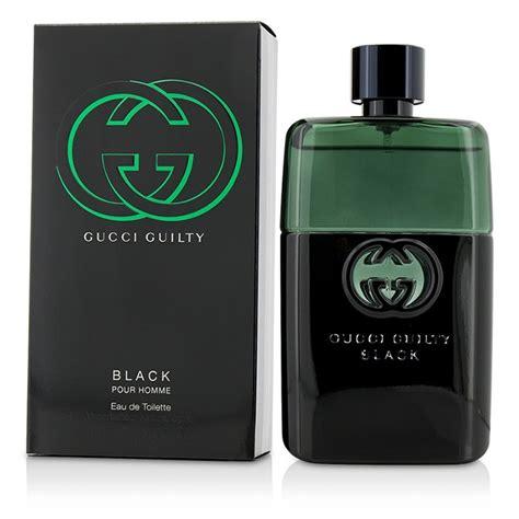 Sale Gucci Guilty Pour Homme Bibit Parfum 120ml gucci guilty black pour homme edt spray fresh