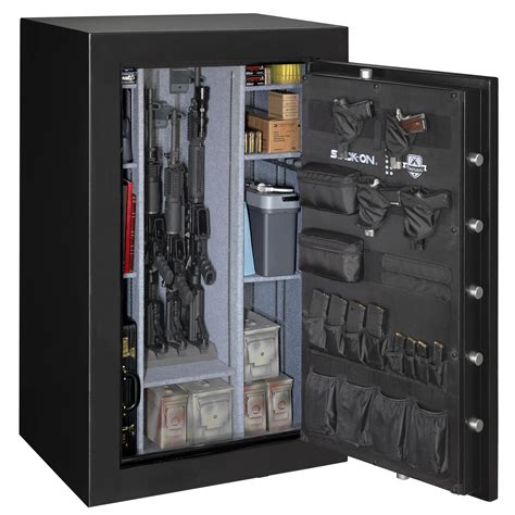 Tactical Gun Cabinet by Stack On 20 Gun Tactical Steel Security Cabinet