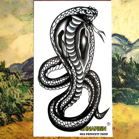cheap henna tattoo buy wholesale temporary snake tattoos from china