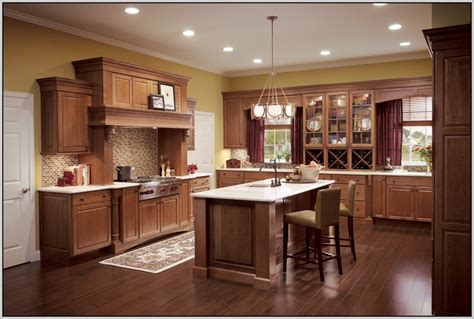 best paint color for kitchen with dark cabinets kitchen awesome kitchen with cherry cabinets lighting