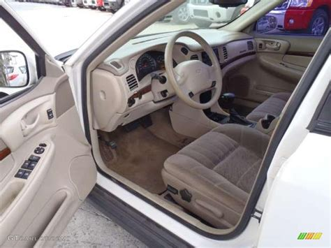 2001 Impala Interior neutral interior 2001 chevrolet impala standard impala model photo 39262223 gtcarlot