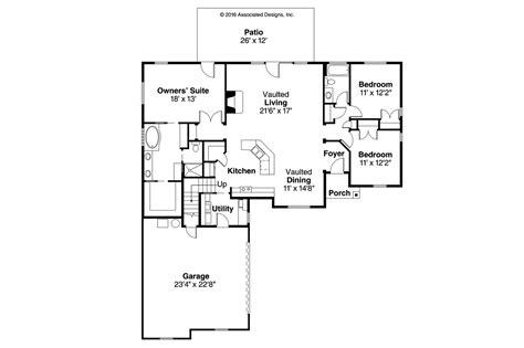 ellington floor plan craftsman house plans ellington 30 242 associated designs