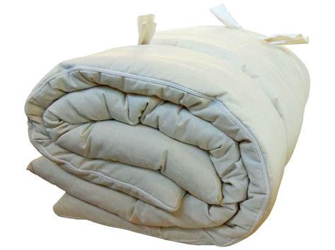massaggio su futon futon da massaggio in puro cotone 200 215 200 h4 cm