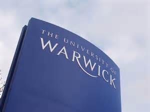 University of warwick sign