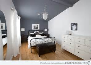 Bedroom Decorating Ideas With Slanted Ceiling 15 Charismatic Sloped Ceiling Bedrooms Home Design Lover
