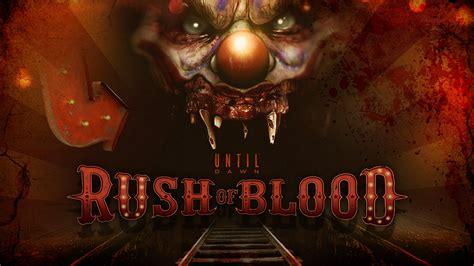 Was In The Blood test until of blood une vraie terreur