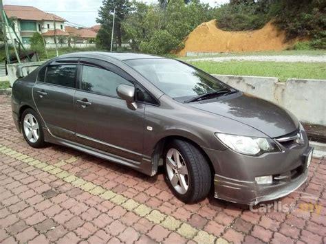 how make cars 2007 honda civic free book repair manuals honda civic 2007 s i vtec 1 8 in putrajaya automatic sedan grey for rm 57 000 3368427 carlist my