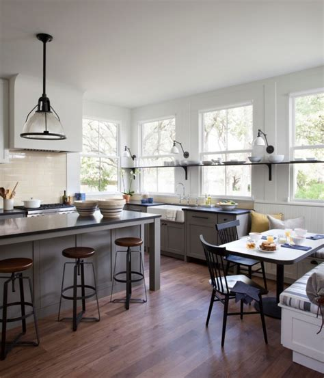 modern farmhouse interior design 15 lovely farmhouse kitchen interior designs to fall in