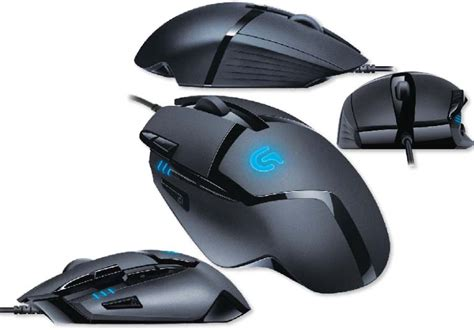 Mouse Logitech G402 logitech g402 hyperion fury fps gaming mouse 11street
