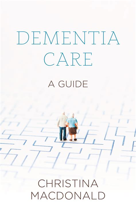 dementia or alzheimer s a s guide to home care from the early signs and onset of dementia through the various alzheimer stages books macdonald has written a new book called dementia