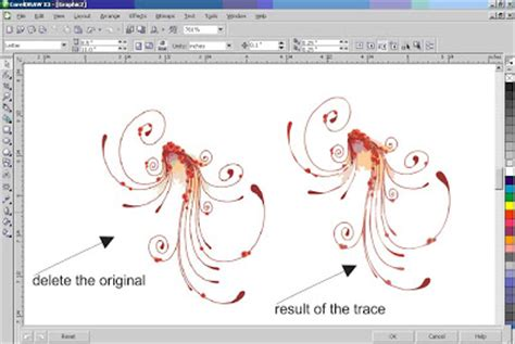 tutorial corel draw vector corel tricks tutorial make shirt design instant quick