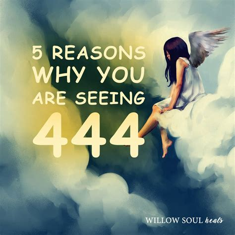 5 reasons why you are seeing 4 44 the meaning of 444