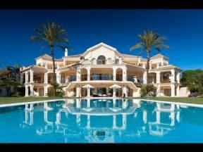 Multi Level Homes frontline beach luxury mansion in the marbella club